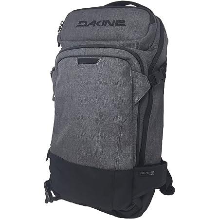 Dakine Heli Pro Backpack 20L Black One Size (Carbon, One Size)
