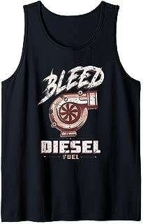 Bleed Diesel Fuel Diesel Power Roll Coal Diesels Tank Top