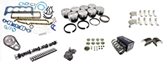 Stage 4 Performance Master Engine Rebuild Kit for 1957-1980 Small Block Chevy SBC 350 5.7L engines