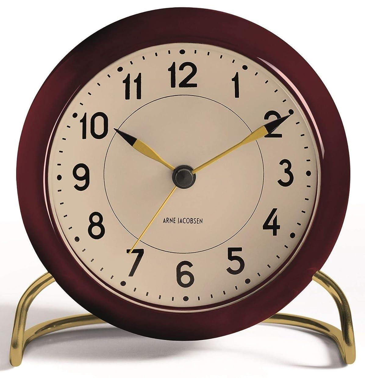 エイリアン地域の放映Rosendahl AJ ステーション 目覚まし時計
