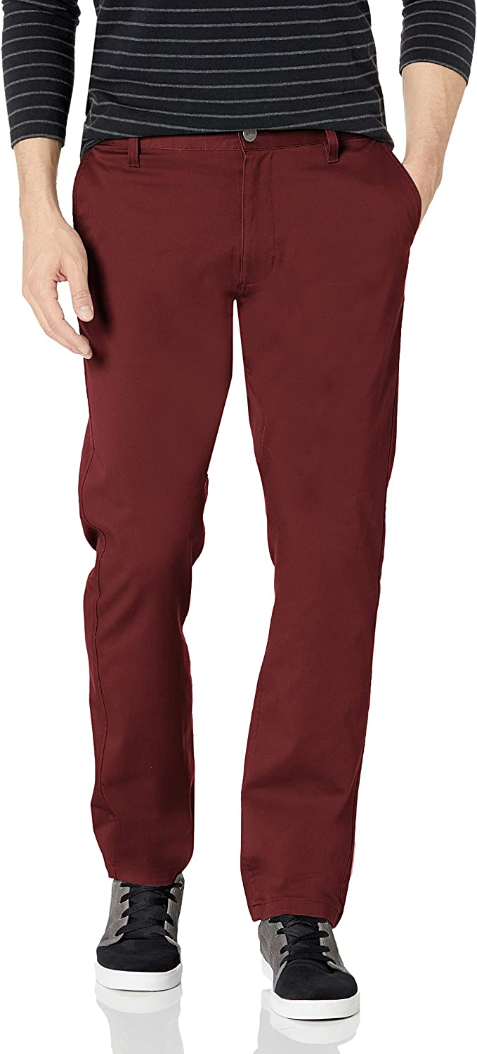RVCA 1 year warranty Men's The Weekend Sale Chino Stretch Pant