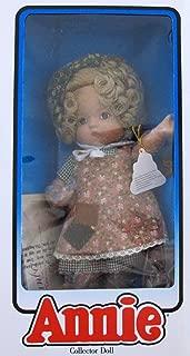 U.A.A. INC. COLLECTOR DOLL Little Orphan ANNIE Annie's Pal POLLY 14