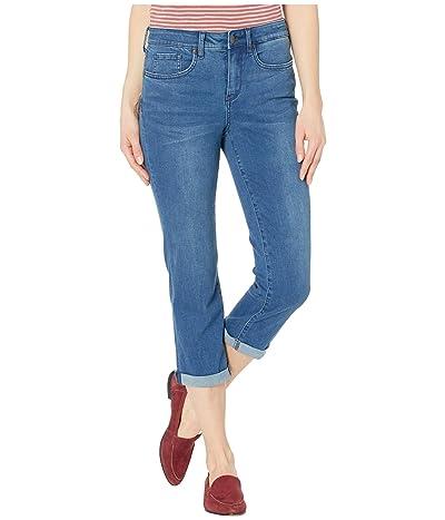 NYDJ Chloe Capri Jeans in Market (Market) Women