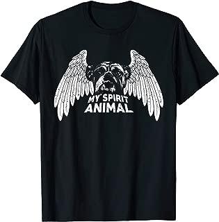 English Bulldog Is my spirit animal Shirt