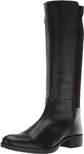 Stiefel para damen, Farbe schwarz, Marca GEOX, Modelo Stiefel para damen GEOX D LACEYIN schwarz