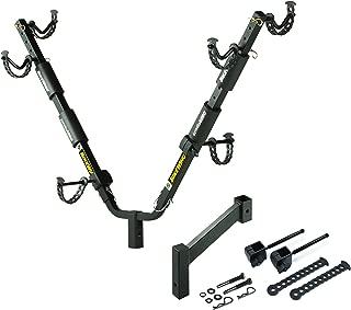 Let's Go Aero 731137 Jack-It Black Standard BikeWing Double Bike Carrier