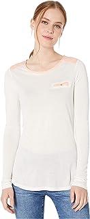 U.S. Polo Assn. Junior's Long Sleeve Pocket T-Shirt