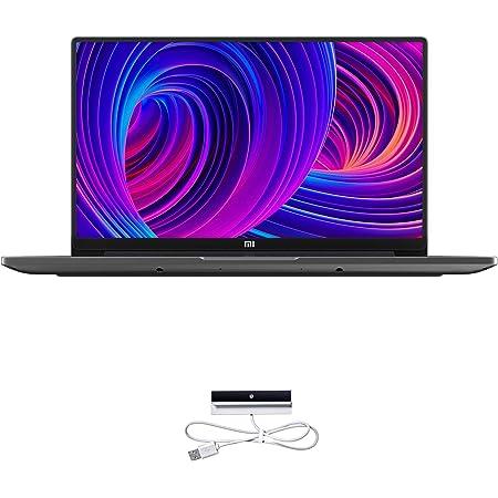 Mi Notebook Horizon Edition 14 Intel Core i5-10210U 10th Gen 14-inch (35.56 cms) Thin and Light Laptop(8GB/512GB SSD/Windows 10/Nvidia MX350 2GB Graphics/Grey/1.35Kg), XMA1904-AR+Webcam