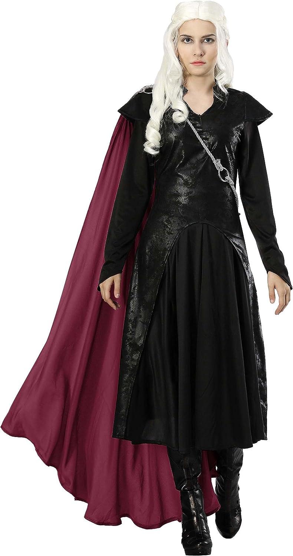 Women's Dragon Japan's largest assortment Warrior Costume Queen Genuine
