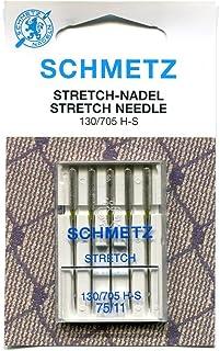 Amazon.es: agujas maquina de coser punta redonda - 3 estrellas y más