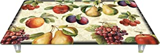 CounterArt 'Gourmet Fruit' Design Tempered Glass Instant Counter