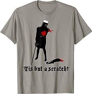 Best tis but a scratch shirt Reviews