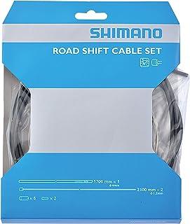Shimano Road Shift Cable and Housing Set (Black)
