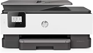 HP OfficeJet Pro 8012 All-in-One Wireless Printer, Instant Ink Ready with 2 Months Trial Included, Print, Scan, Copy from Your Phone and Voice Activated (Compatible with Alexa and Google Assistant)