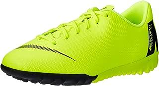 Nike Australia Boys Jr Vapor 12 Academy GS TF Fashion Shoes, Volt/Black