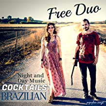 Night and Day Music for Cocktails Brazilian Popular Songs
