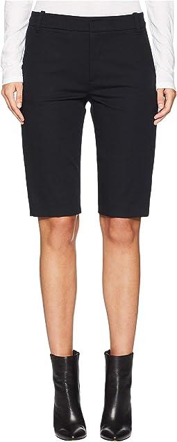 Coin Pocket Bermuda Shorts