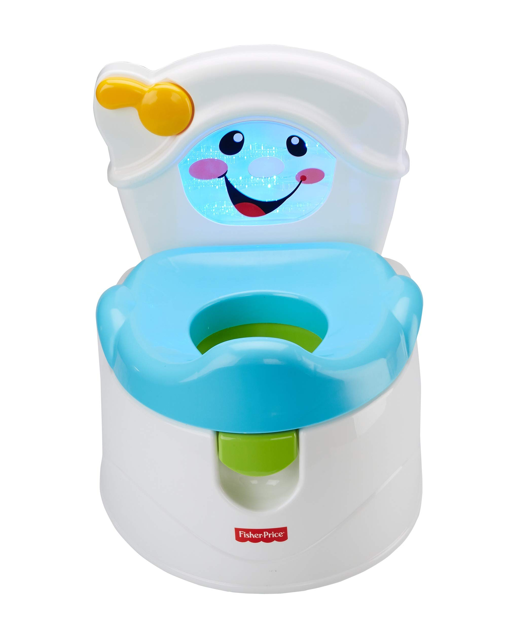 Fisher Price BMM08 Learn to Flush Potty