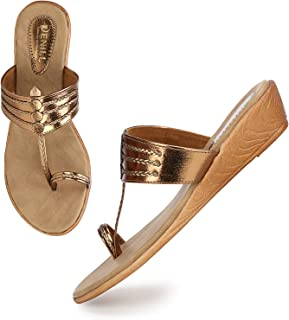 Denill Latest Collection, Comfortable & Stylish Wedge Heel Flats for Women's and Girl's