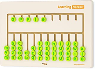 Viga Toys - 50674 - Wall Game - Learning Alphabet