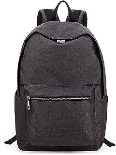 UTO Backpack for Women Men Water Resistant Lightweight Travel College School Bookbag Unisex Shoulder Bag Upgraded Nylon Material