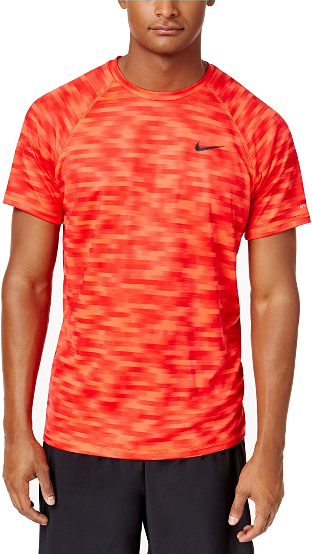 Nike Men's Blaurrot Blaurrot Blaurrot Short Sleeve Hydroguard B073VC2HG8  Charmantes Design f09e7d