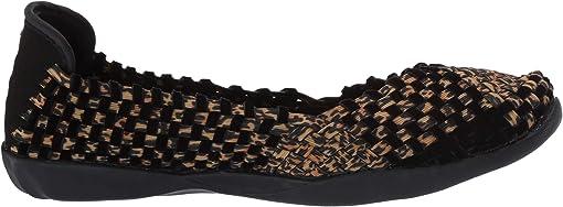 Leopard/Black Velvet