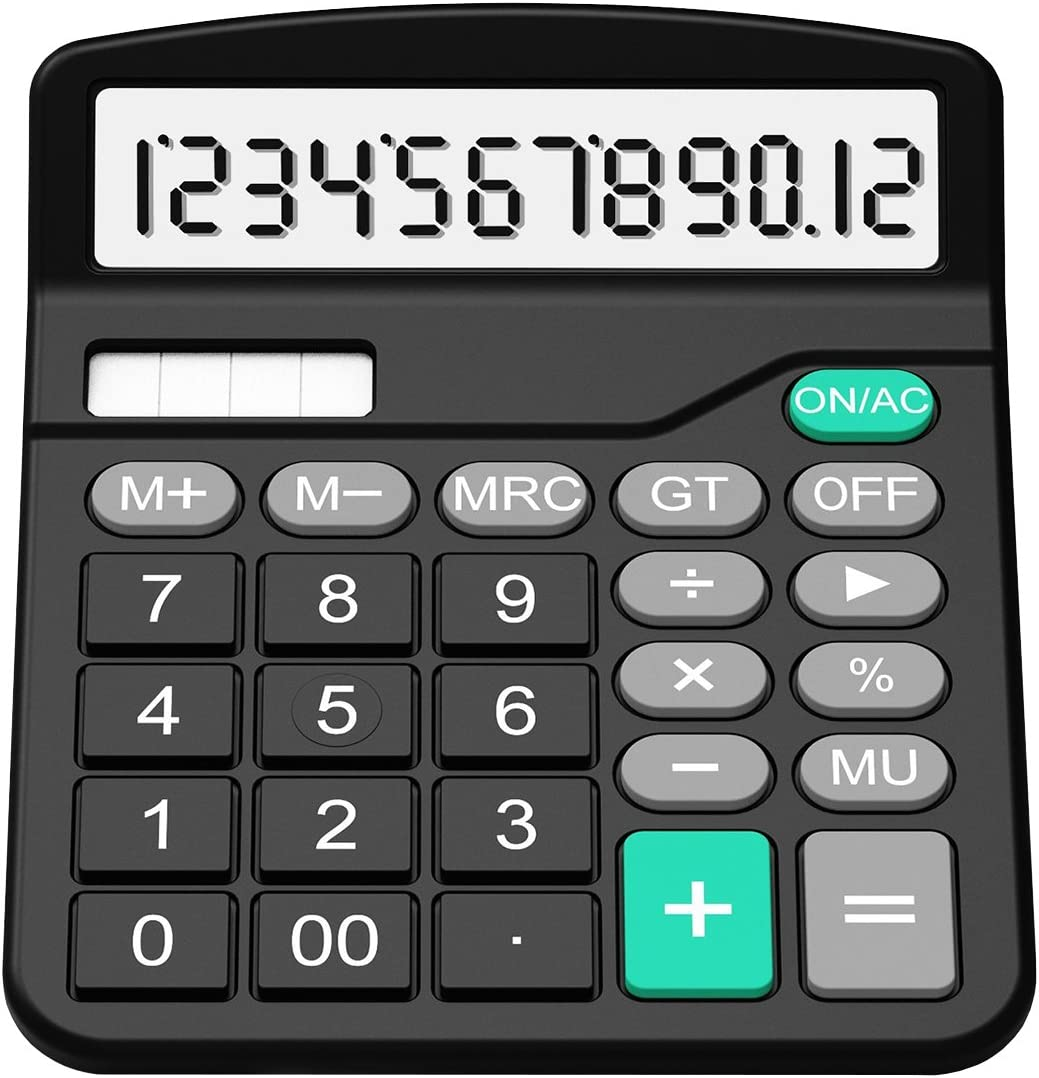 ECOiNVA Calculator Office New product!! Basic with Financial Dig 35% OFF 12