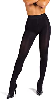 Super Opaque Tights for Women - Winter Thermal Stockings | 100 Den [Made in Italy]