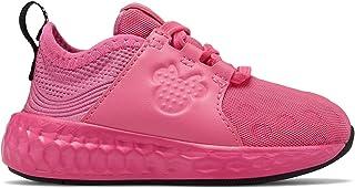 (ニューバランス) New Balance 靴?シューズ キッズランニング Cruz Sport Disney Pink with Black ピンク ブラック US 8.5 (15.5cm)