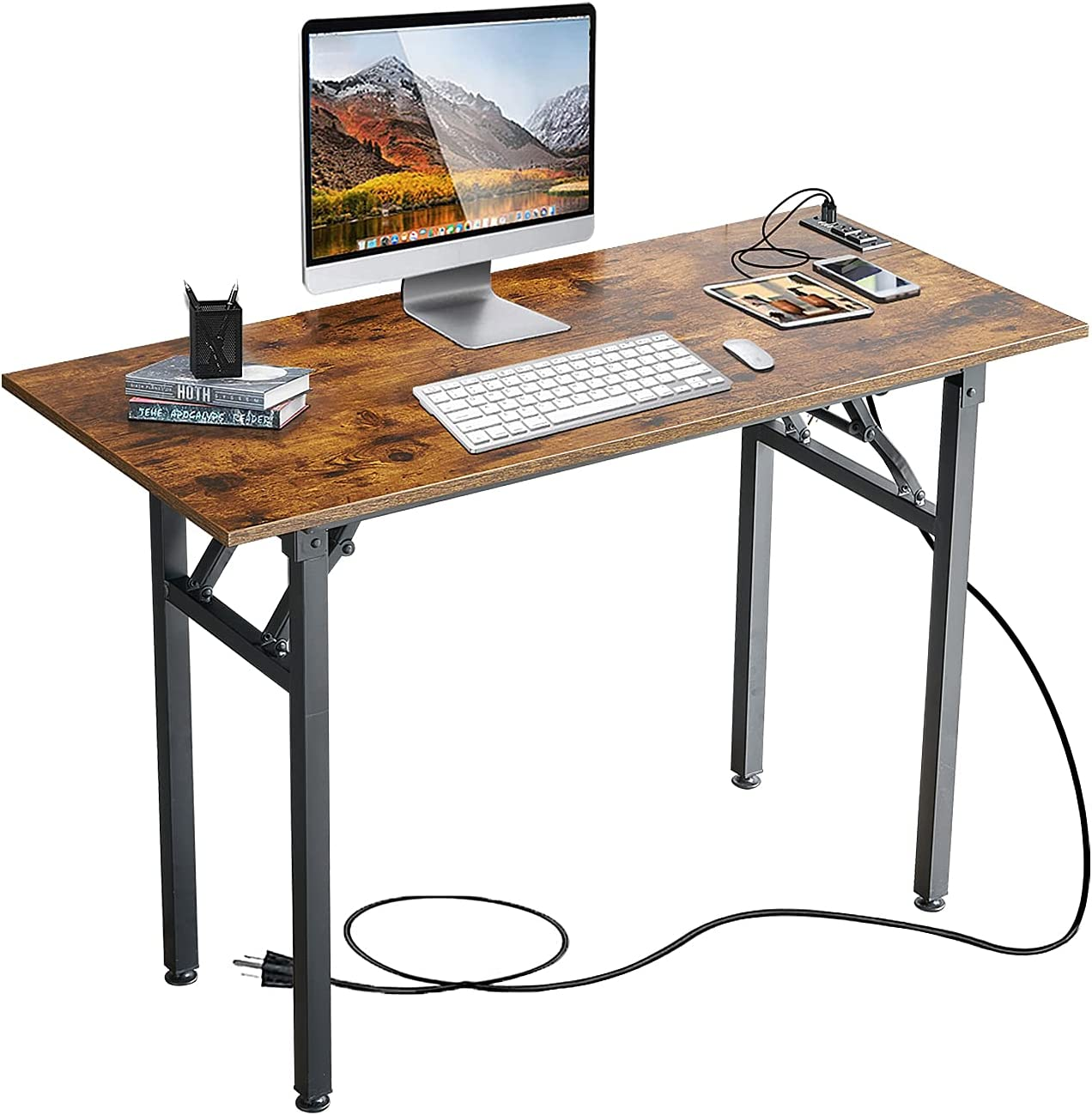 TEMI 31.5'' Computer Desk with Ranking TOP15 Now on sale Home Outlet Power Office Writing