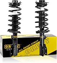 OREDY Front Pair Complete Struts Assembly Coil Spring Assembly Kit Shock Struts 11874 11873 SR4161 SR4162 Compatible with Pontiac Torrent/Chevrolet Equinox 2007 2008 2009/Saturn Vue 2008 2009 2010