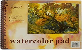 Watercolor Pad Size A3