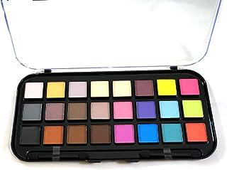 BEAUTY TREATS 24 Matte Palette Matte Eyeshadow Colors (並行輸入品)