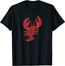 lobster dominance hierarchy shirt