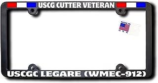 USCG Cutter Veteran USCGC LEGARE (WMEC-912) Frame w/Ribbons