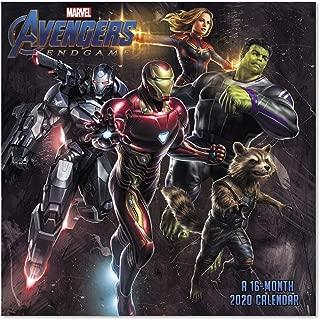 2020 Marvel Avengers: Endgame Wall Calendar, Mini Calendar (DDMN962820)