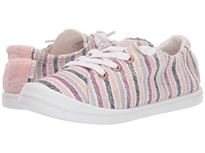 Roxy Kids Bayshore III (Little Kid/Big Kid) (White/Print) Girl