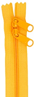 "Patterns ByAnnie Handbag Zipper 40in Papaya-Double-Slide, 40"""