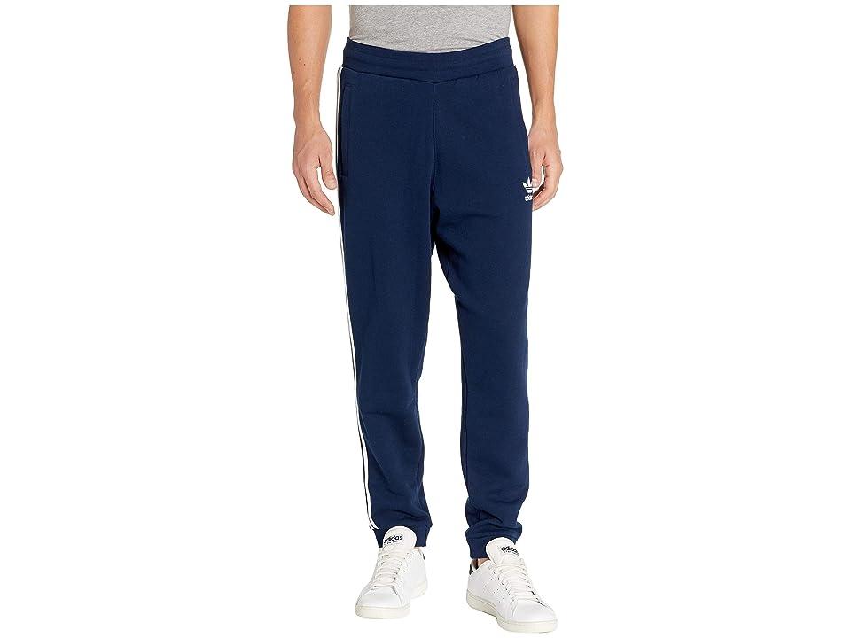 Image of adidas Originals 3-Stripes Pants (Collegiate Navy) Men's Casual Pants