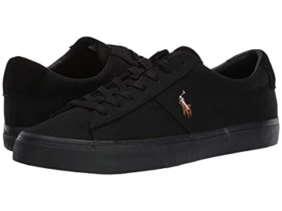 Polo Ralph Lauren Sayer (Black Canvas 1) Men