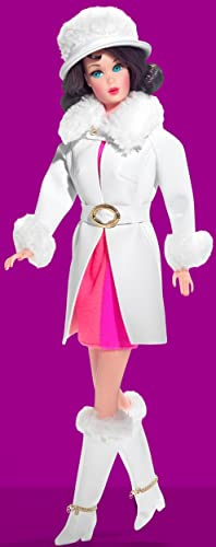 últimos estilos rojo, blanco and Warm Warm Warm Collector Barbie  comprar barato