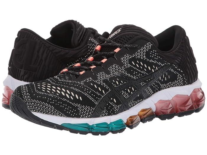 ASICS  GEL-Quantum 360 5 (Black/Putty) Womens Running Shoes