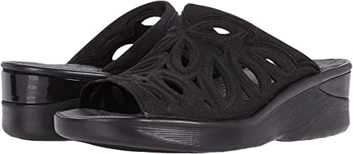 Black Embossed Shimmer