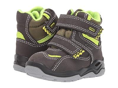 Primigi Kids PGYGT 43696 GORE-TEX(r) (Toddler) (Grey/Green) Boy