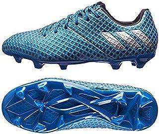 adidas Jr Messi 16.1 FG Shoblu/MSilve/Cblack Shoes
