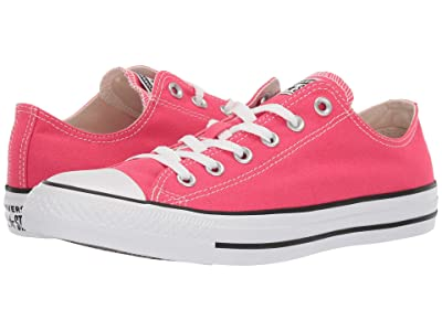 Converse Chuck Taylor All Star Seasonal Ox (Strawberry Jam) Athletic Shoes