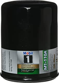 Best Mobil 1 M1-110A Extended Performance Oil Filter, 1 Pack Review