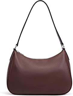 BOSTANTEN Women Handbags Genuine Soft Leather Hobo Bag Designer Shoulder Purses and Handbags