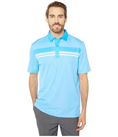 Callaway Birdseye Color-Block Polo (Spring Break) Men